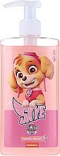 """Parfumuri și produse cosmetice Săpun lichid pentru copii """"Skye"""" - Nickelodeon Skye Paw Patrol"""