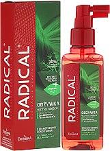 Духи, Парфюмерия, косметика Balsam pentru părul fragil - Farmona Radical Strengthening Hair Conditioner