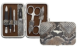 Parfumuri și produse cosmetice Set de manichiură - DuKaS Premium Line PL 126HSH