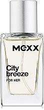 Parfumuri și produse cosmetice Mexx City Breeze For Her - Apă de toaletă (mini)