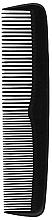 Parfumuri și produse cosmetice Pieptene de buzunar 498737, negru - Inter-Vion