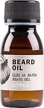 """Parfumuri și produse cosmetice Ulei de barbă """"Citrice"""" - Nook Dear Beard Oil Citrus"""
