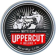 Parfumuri și produse cosmetice Argilă pentru păr - Uppercut Deluxe Matt Clay