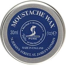 Parfumuri și produse cosmetice Ceară pentru mustăți - Taylor of Old Bond Street Moustache Wax Tin