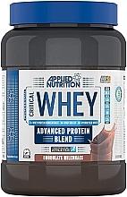 """Parfumuri și produse cosmetice Amestec de proteine """"Milkshake de ciocolată"""" - Applied Nutrition Critical Whey Advanced Protein Blend Chocolate Milkshake"""