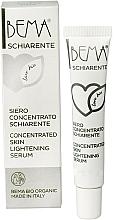 Parfumuri și produse cosmetice Ser intensiv pentru albirea tenului - Bema Cosmetici Bema Love Bio Concentrated Skin Lightening Serum