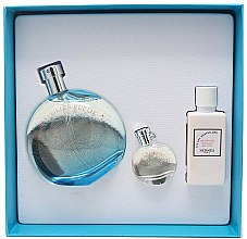 Parfumuri și produse cosmetice Hermes Eau des Merveilles Bleue - Set (edp/30ml + b/l/50ml)