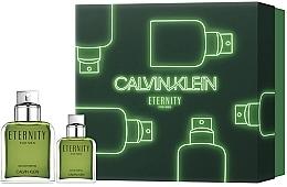 Parfumuri și produse cosmetice Calvin Klein Eternity For Men 2019 - Set (edp/100ml + edp/30ml)