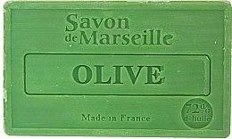 "Parfumuri și produse cosmetice Săpun natural ""Măsline"" - Le Chatelard 1802 Soap Olive"