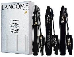 Parfumuri și produse cosmetice Set rimeluri de ochi - Lancome Hypnose Set Trio (mascara/3piecs)