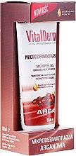 Parfumuri și produse cosmetice Micro peeling pentru față - VitalDerm Argana