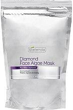 Parfumuri și produse cosmetice Mască alginată de iluminare pentru față - Bielenda Professional Diamond Face Algae Mask (rezervă)