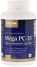 Parfumuri și produse cosmetice Suplimente nutritive - Jarrow Formulas Mega PC-35 Triple-Strength Lecithin