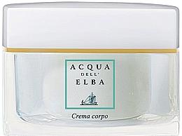 Parfumuri și produse cosmetice Acqua Dell Elba Blu - Cremă hialuronică pentru corp