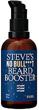 Parfumuri și produse cosmetice Ulei de barbă pentru bărbați - Steve`s No Bull***t Beard Booster