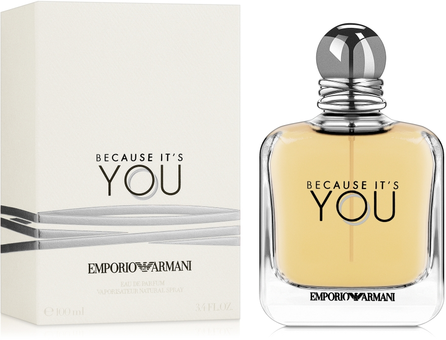 Giorgio Armani Because It's You - Apă de parfum