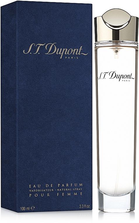 Dupont pour femme - Apă de parfum