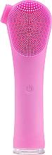 Parfumuri și produse cosmetice Perie de curățare a feței, roz - Lewer BR-010 Forever Hand Held Electric Cleaning Brush