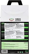 Set - Equilibra Active Charcoal Detox Bio Box (sh/gel/250ml + shampoo/250ml + b/sponge/1) — Imagine N2