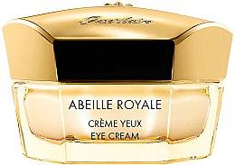 Parfumuri și produse cosmetice Cremă regeneratoare pentru zona ochilor - Guerlain Abeille Royale Replinishing Eye Cream