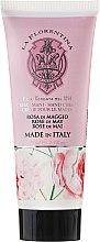 """Parfumuri și produse cosmetice Cremă de mâini """"Trandafir de mai"""" - La Florentina Rose Of May Hand Cream"""