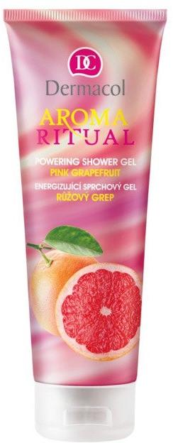 "Gel de duș ""Grapefruit roz"" - Dermacol Aroma Ritual Powering Shower Gel Pink Grapefruit — Imagine N1"