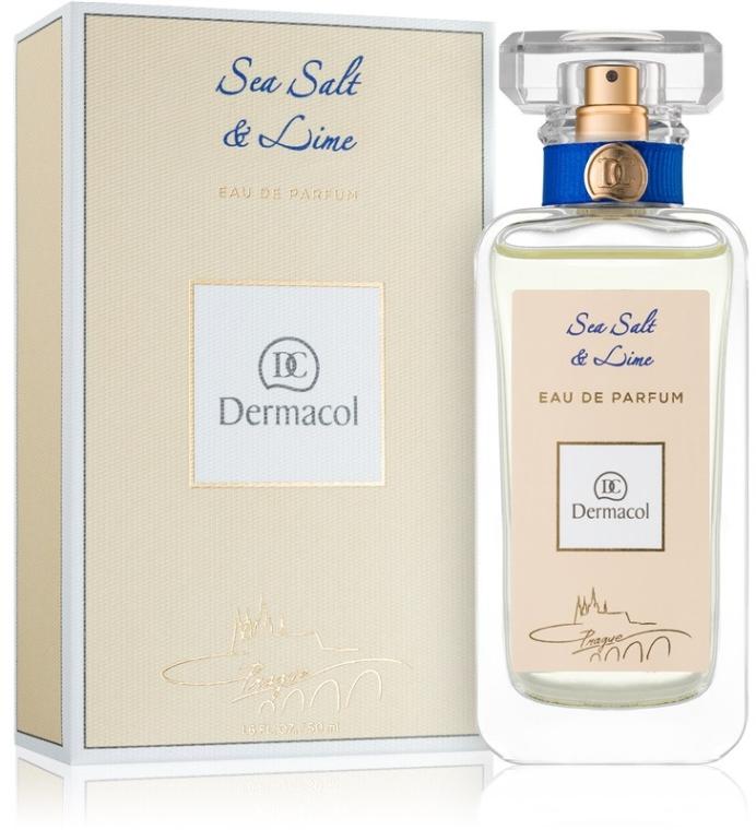 Dermacol Sea Salt And Lime - Apă de parfum