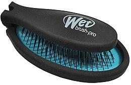 Parfumuri și produse cosmetice Pieptene compact - Wet Brush Pop Fold Cool Blue