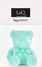 """Parfumuri și produse cosmetice Săpun natural """"Ursuleț"""" cu aromă de kiwi - LaQ Happy Soaps Natural Soap"""