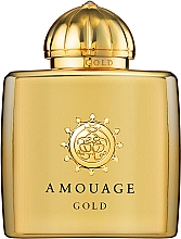 Parfumuri și produse cosmetice Amouage Gold Pour Femme - Apă de parfum