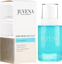 Parfumuri și produse cosmetice Fluid pentru față - Juvena Skin Energy Pore Refine Mat Fluid
