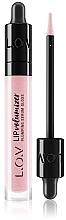 Parfumuri și produse cosmetice Luciu de buze - L.O.V LIP Volumizer Plumping Serum Gloss