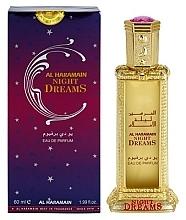 Parfumuri și produse cosmetice Al Haramain Night Dreams - Apă de parfum