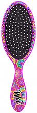 Parfumuri și produse cosmetice Perie de păr pentru descâlcit, roz - Wet Brush Happy Hair