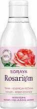 Parfumuri și produse cosmetice Toner pentru față - Soraya Rosarium Tonic Rose Essence