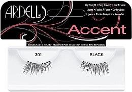 Parfumuri și produse cosmetice Gene false - Ardell Lash Accents Black 301
