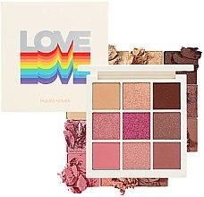 Parfumuri și produse cosmetice Paletă fard de pleoape - Holika Holika Love Who You Are Love Shadow Palette