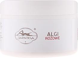 Parfumuri și produse cosmetice Mască alginata roz pentru piele sensibilă - Jadwiga Saipan Algi Rozowe