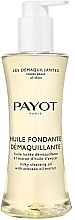 Parfumuri și produse cosmetice Ulei de curățare pentru față și ochi cu avocado - Payot Les Demaquillantes Huile Fondante Demaquillante Milky Cleansing Oil