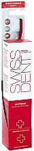 Parfumuri și produse cosmetice Set - Swissdent Extreme (toothpaste/50ml + soft/toothbrush/1pc)