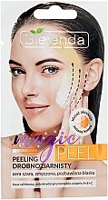 Parfumuri și produse cosmetice Cremă delicată pentru exfoliere, pentru o piele mai luminoasă - Bielenda Magic Peel