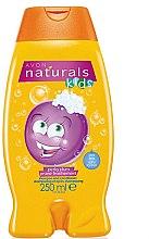 """Parfumuri și produse cosmetice Şampon balsam pentru copii """"Bouncy prune"""" - Avon Shampoo"""