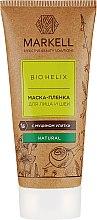Parfumuri și produse cosmetice Mască cu extract de mucină de melc pentru față - Markell Cosmetics Mask