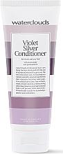 Parfumuri și produse cosmetice Balsam de păr - Waterclouds Violet Silver Conditioner