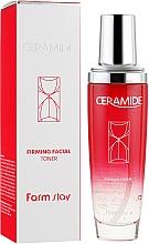 Parfumuri și produse cosmetice Toner facial cu ceramide - FarmStay Ceramide Firming Facial Toner