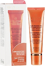 Parfumuri și produse cosmetice Gel auto-bronzant - Collistar Self Tanning Face Magic Gelee