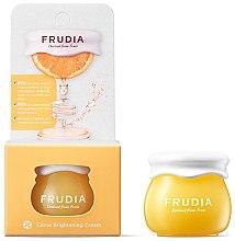 Parfumuri și produse cosmetice Cremă de față - Frudia Brightening Citrus Cream (mini)