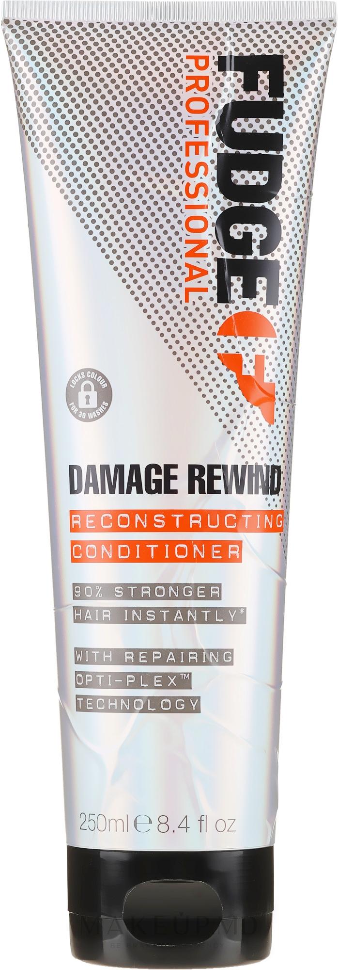 Balsam regenerant pentru păr - Fudge Damage Rewind Conditioner — Imagine 250 ml