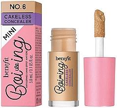 Parfumuri și produse cosmetice Concealer - Benefit Boi-ing Mini Cakeless Concealer