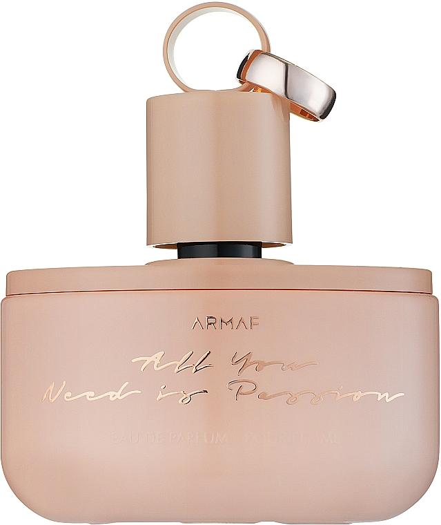 Armaf All You Need Is Passion - Apă de parfum